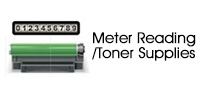 Meter Reading Toner Supplies